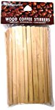 Economy Kitchen Accessory Wood Stirrers 150 Pack