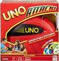 Uno Attack Rapid Fire Card Game