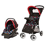 Disney Baby Travel System Mickey Car Seat and Stroller