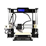 "SainSmart x Anet A8 Prusa i3 3D Printer w/ 9""x9""x9"" Heatbed, Prints ABS,PLA,Wood,TPU, w/ Sample TPU Filament"