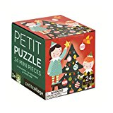 Petit Collage Petit Puzzle, Elves, 24 Pieces