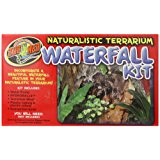 Terrarium Waterfall Kit Provides a Naturalistic Feel