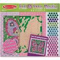 Melissa & Doug Peel & Press Sticker by Number - Butterfly