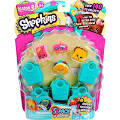 Shopkins Series 3 Mini Figure 5-Pack on Sale at ToyWiz.com