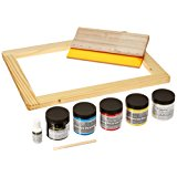 Jacquard Screen Printing Kit, Opaque