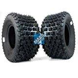 MassFx Rear Tire Set (2x) 4ply 20X10-9 ATV Tires 20 11 9 20x10x9 Pair