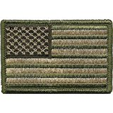 Tactical USA Flag Patch - Multitan - by Gadsden and Culpeper