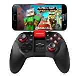 Android Bluetooth Phone Controller, BEBONCOOL Bluetooth Game Controller, Bluetooth Gamepad (For Android Phone / Tablet / Samsung Gear VR / Emulator) Gear VR Controller Gamepad