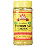 Bragg Nutritional Yeast Seasoning, 4.5 Oz (Pack Of 3)