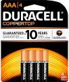 Duracell Battery - AAA - Alkaline 1150 mAh