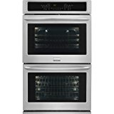 """Frigidaire FGET3065PF 30"""" 9.2 cu. ft. Double Electric Wall Oven in Stainless Steel"""