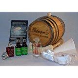 2 Liter Custom Engraved American White Oak Flavoring Gift Set (Irish Whiskey)
