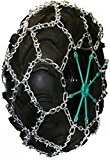 Quality Chain 5.5mm Link U-Grip Diamond Pattern ATV UTV Snow Traction Tire Chains (ATV-DBD)