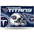 Rico Industries NFL Banner Flag; Tennessee Titans
