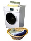 Meridian Convertible Venting Ventless Combo Washer Dryer MD 4000 White