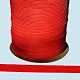 "Piping Cord ~ 3/8"" Piping Cord -1/8"" Filler Cord RED (10 Yards / Pack)"