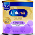 Enfamil Gentlease Milk-Based Formula, for Fussiness, Gas & Crying ...