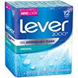 Lever 2000 Bar Soap, Original 4 oz, 24 bar