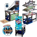 Medal Sports MD Sports 48 Inch 12-in-1 Combo Multi-Game Table ...