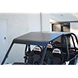2014-2018 Polaris RZR XP 1000 4 Door Black Aluminum Roof
