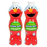 Sesame Street Extra Gentle Bubble Bath 24 Fl Oz (2 Pack)