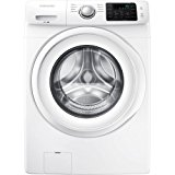 Samsung WF42H5000AW Energy Star 4.2 Cu. Ft. Front-Load Washer with Smart Care, White