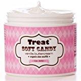 Treat Organic Body Cream, Soft Candy Vanilla Buttercream