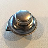 Field Artist SMALL METAL PALETTE CUP with Screw Lid and Clip, with Small Mouth to Reduce Spills