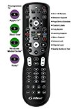 Inteset INT-422 4-in-1 Universal Backlit IR Learning Remote for Apple TV, Xbox One, Roku & Media Center