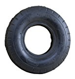 """Marathon 2.80/2.50-4"""" Pneumatic (Air Filled) Hand Truck / Utility Cart Tire and Inner Tube"""
