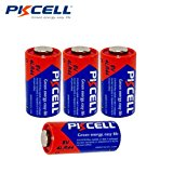 4LR44 GP476A 4A76 PX28A L1325 6V Battery Alkaline for Dog Collar (4pc)