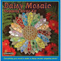Midwest Products Mosaic Stepping Stone Kit - Daisy