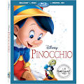 Disney, Pinocchio: Walt Signature Collection (Blu-ray + DVD + Digital)