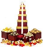 Christmas Gift Basket Box Tower - 6 Tier