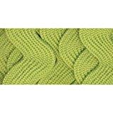 Wrights 117-402-922 Polyester Rick Rack Trim, Leaf Green, Jumbo, 2.5-Yard