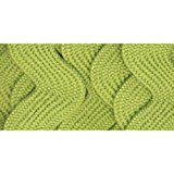 Wrights 117-402-922 Polyester Rick Rack Trim, Leaf Green, Jumbo, 2.5-Yard