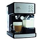 Mr. Coffee Café Barista Premium Espresso & Cappuccino System, Silver