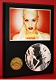 Gwen Stefani Limited Edition Picture Disc CD Rare Collectible Music Display