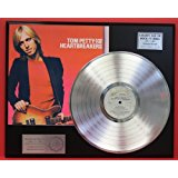 """Tom Petty """"Damn The Torpedoes"""" Platinum LP Record LTD Edition Award Style Collectible Display"""
