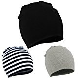 Zando Infant Toddler Baby Boy Girl Cotton Soft Cute Lovely Cool Kids Hat Beanies Caps for Autumn