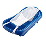 The First Years Sure Comfort Deluxe Newborn To Toddler Tub, Blue