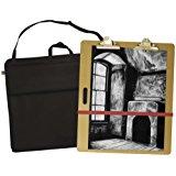 Pro Art 24-inch-by-27-inch Portfolio with 23-inch-by-26-inch Sketch Board