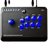 Mayflash F300 Arcade Fight Stick Joystick for PS4 PS3 XBOX ONE 360 PC & SWITCH