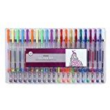 Eparon 40-piece Gel Pen Set with 40 Unique Colors!