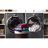 Electrolux Laundry Bundle | Electrolux EIFLS60LT Washer & Electrolux EIMGD60LT Gas Dryer - Titanium