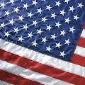 Perma-Nyl 3'x5' Nylon US Flag