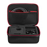 Rhodesy Portable Carrying Case for GoPro Fusion – Perfect Protection Shockproof Cover for GoPro Fusion and Accessories - Travel and Storage - Durable and Strong