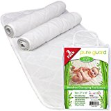 "NEW IMPROVED Changing Pad Liners [3 Pack] - Waterproof Changing Pad Liners - EXTRA LARGE 27"" X 14"" - Baby Diaper Changing Table Pad"