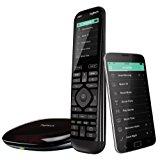 Logitech Harmony Elite Remote Control, Hub & App