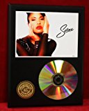 Selena 24Kt Gold CD Disc Display Award Quality - Limited Edition Only 500 Made